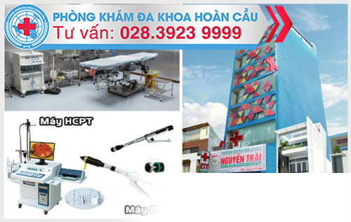 Máy HCPT dùng trong điều trị nứt kẽ quanh hậu môn