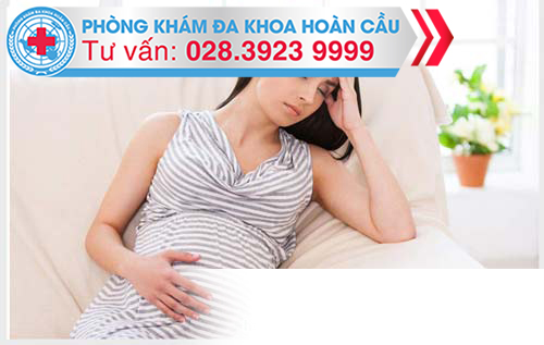 Phụ nữ trong thời kỳ mang thai rất dễ mắc bệnh trĩ